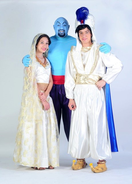 Aladdin: Dual Language Edition(2011)