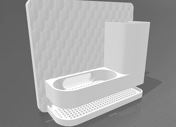 3D Printed - Toiletry Holder