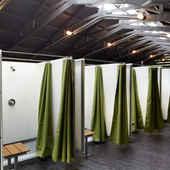Camp Daisy Bath House