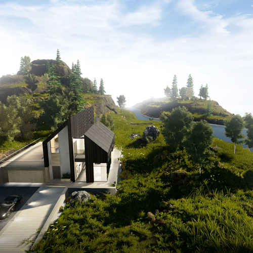 Mountain Residence