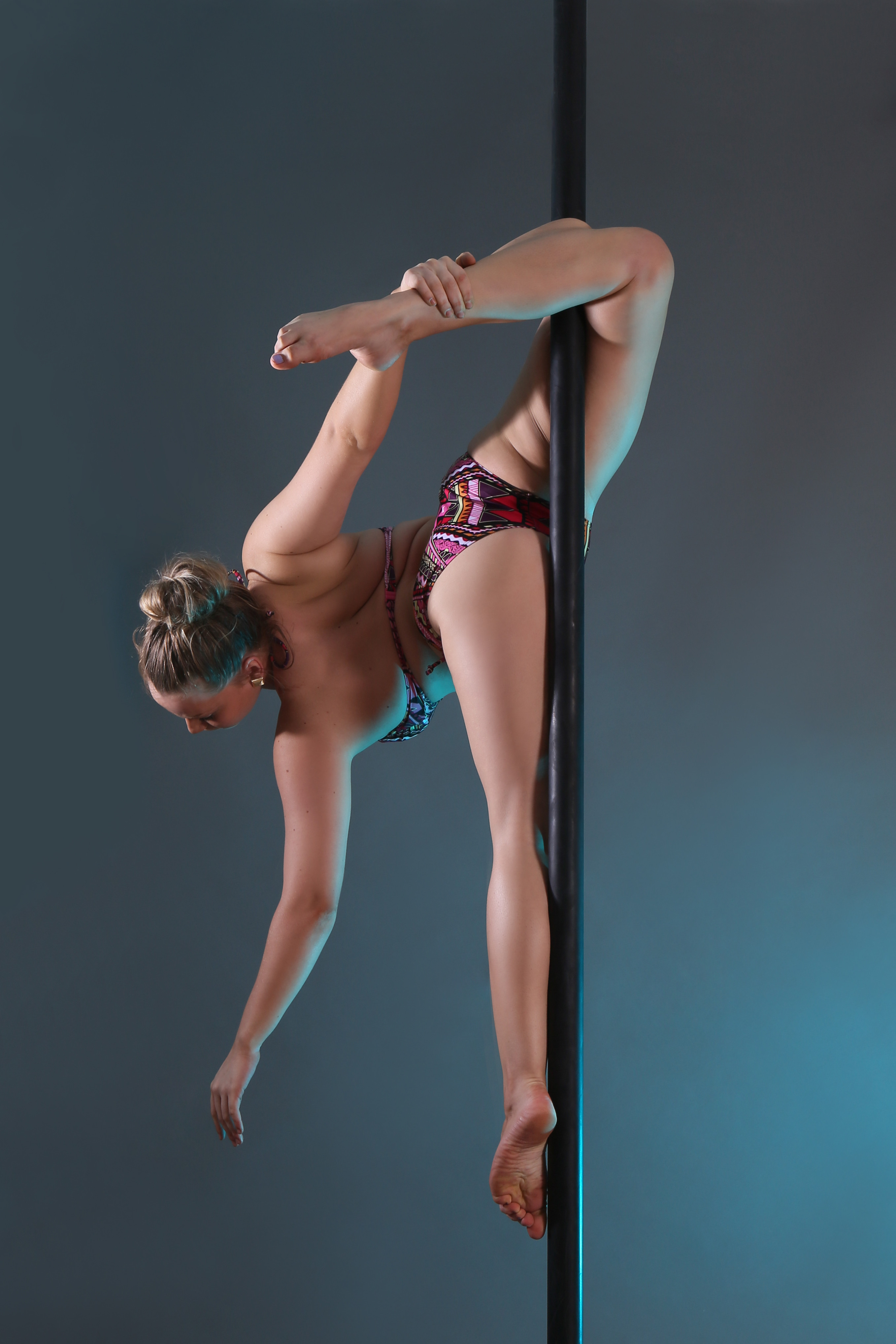 Tuesday 8.15-9.45pm Mixed Ability Pole