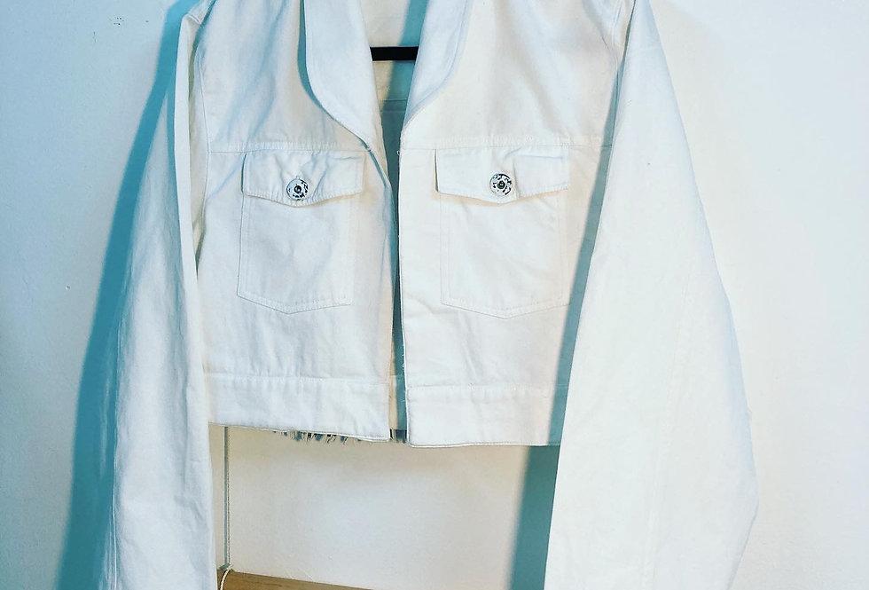 White Jacket - por Carito Mendoza