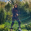 Thumbnail: Set de Pants con Teñido Tie-Dye - por Natalia Carvajal