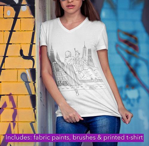 T-shirt Painting kit