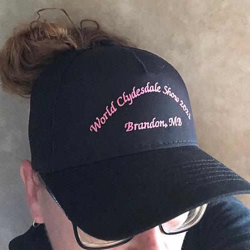 """Ponytail"" Hat"