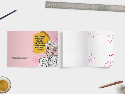 Print Ready Digital Cards (Set of 6)