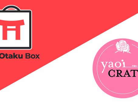 Yaoi Crate Has Been Acquired By The Otaku Box