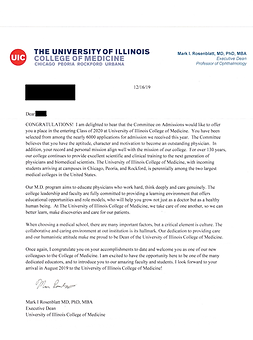 University of Illinois College of Medici