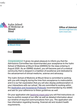 Icahn School of Medicine at Mount Sinai.