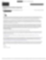 Northwestern University Acceptance Letter