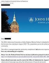 Johns Hopkins University School of Medic