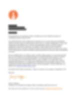 CalTech Acceptance Letter