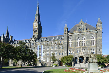 Georgetown University School of Medicine Admissions