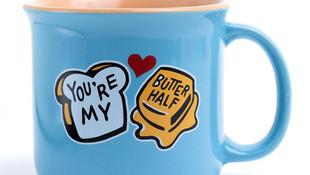 You're My Butter Half Mug