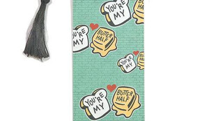 You're My Butter Half Bookmark