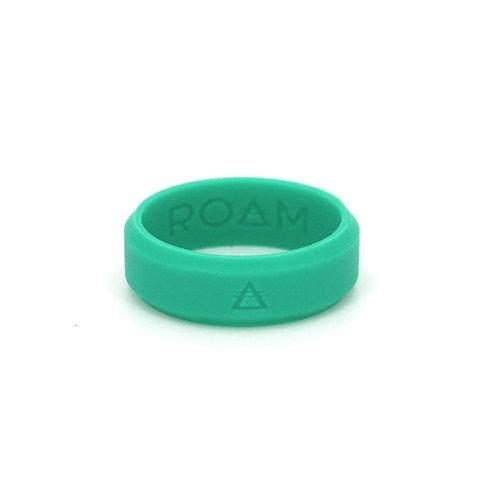 Teal Roam Ring