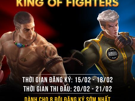 Mobile Legends | King of Fighters lần 1 | Mở Đăng Ký