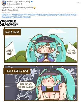 Arena Layla Tanker | MLBB