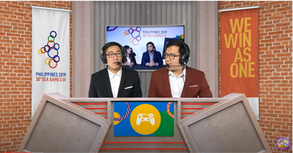 BLV Seagame 30 năm 2019 Daniel & Hải Dương