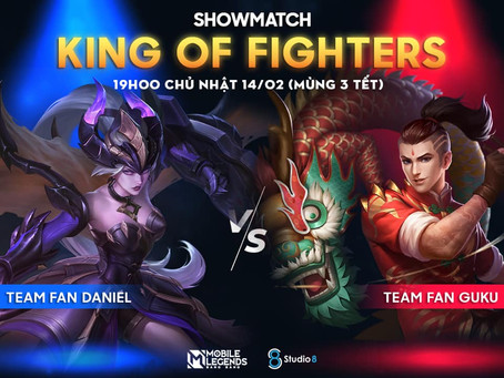 Showmatch | Guku Gaming Mobile Legends Cup - King of Fighters