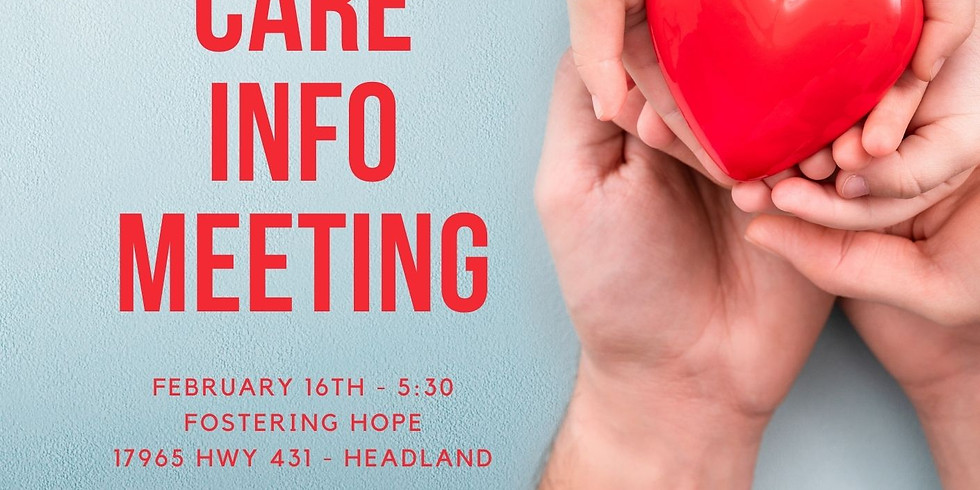 Henry County - Informational Meeting