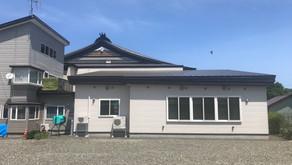会館の屋根の改修