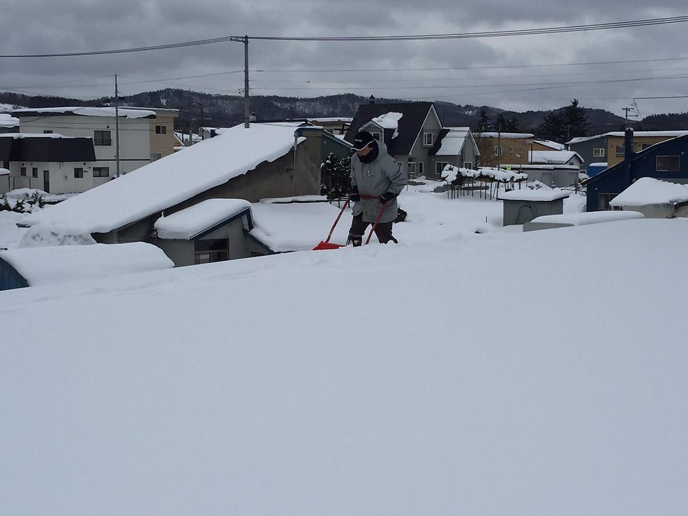 雪下ろし1