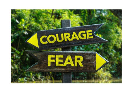 Courage – Leaders Go First