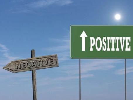 Negativity Gets Attention - But Positivity Makes Change Happen