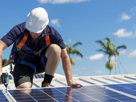 Commercial Solar Panels: What Installers Need To Know