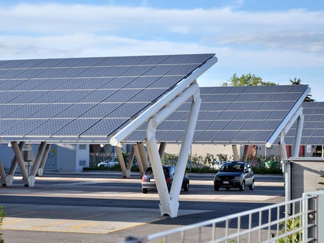 Solar Carports: What They Are And How They Can Benefit Your Clients