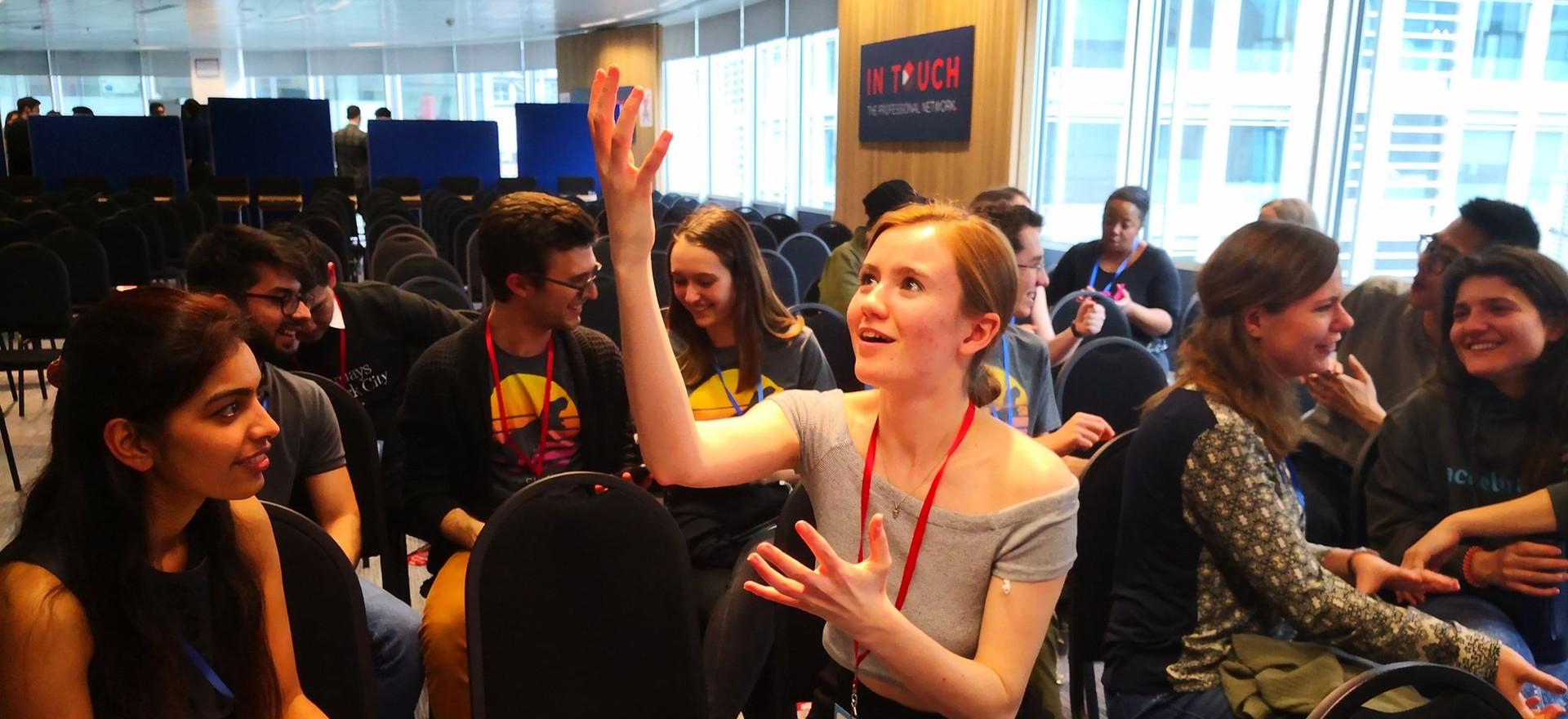 Body Language Workshop in Manchester