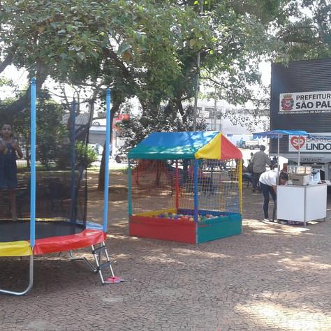Brinquedos Praça do Forró