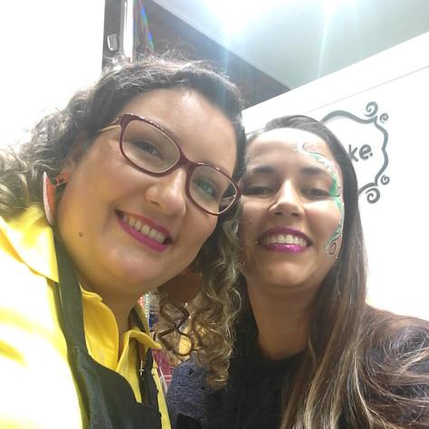 Maquiadora Aline Borges