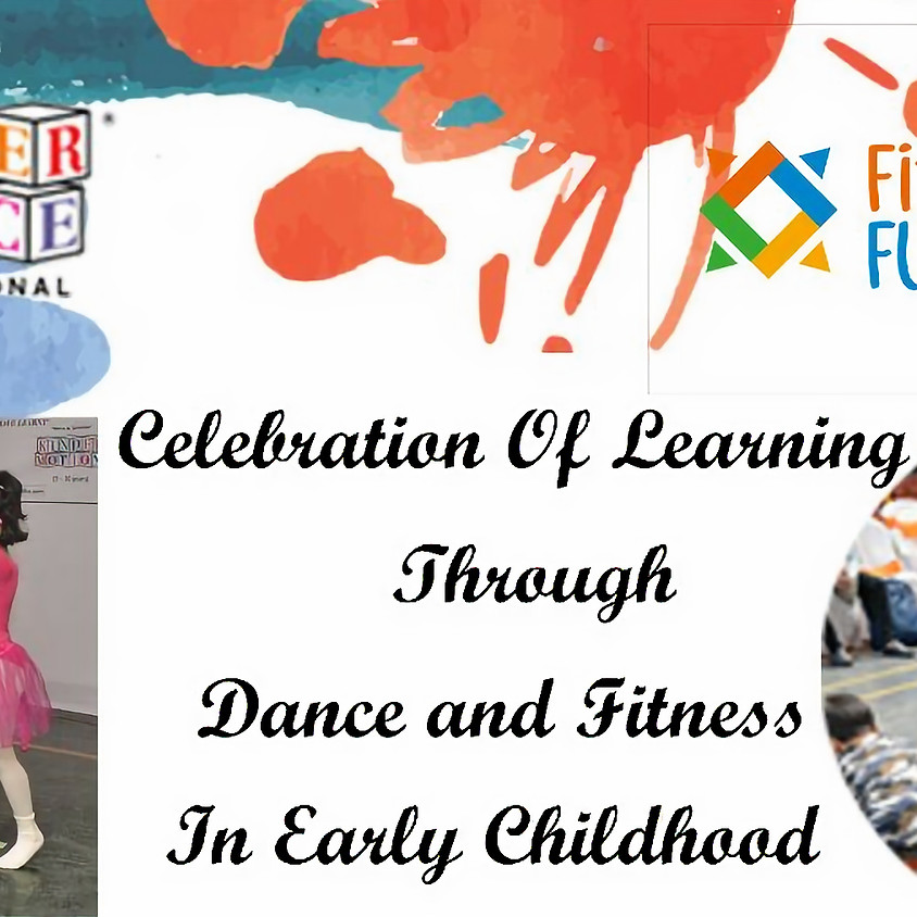 Learning throw Dance and Fitness