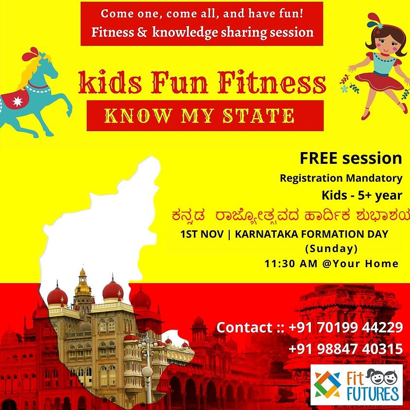Karnataka Rajyotsava Day Fitness