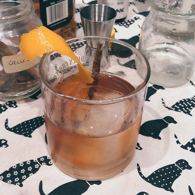 Canela Old Fashioned