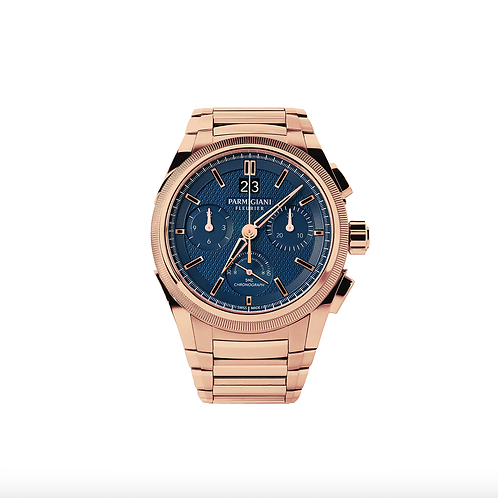 TONDAGRAPH GT ROSE GOLD BLUE
