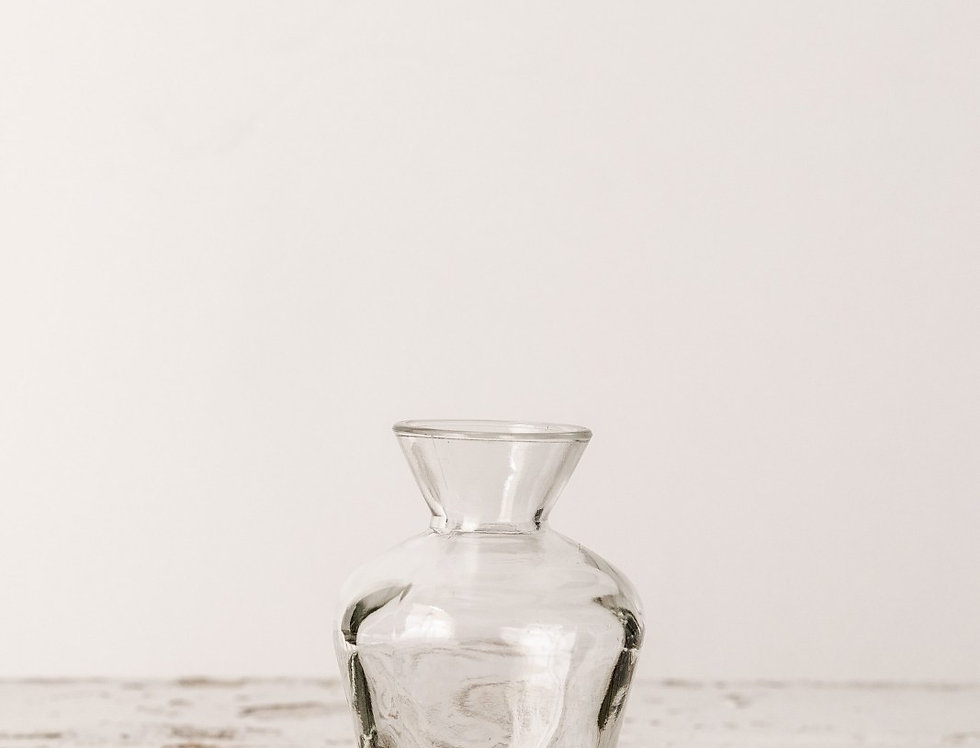 Vase Kurt konisch