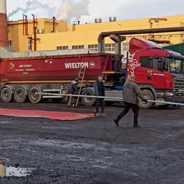 Полог на Scania 9метров 13725руб.