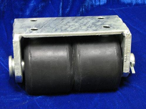 Отбойник роликовый ( d 100) резин / метал.
