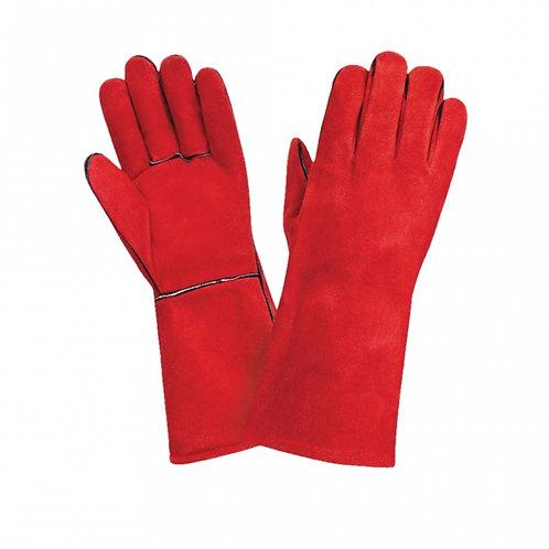 Перчатки сварщика, Краги