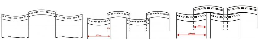 установка полосовых завес