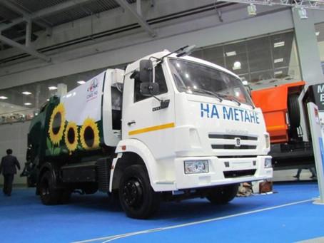 КАМАЗ закончил испытания грузовиков на сжиженном природном газе