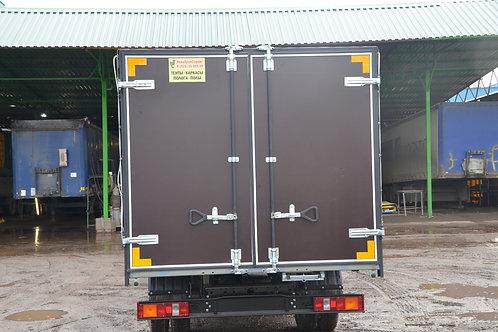 Ворота на малотоннажный грузовик