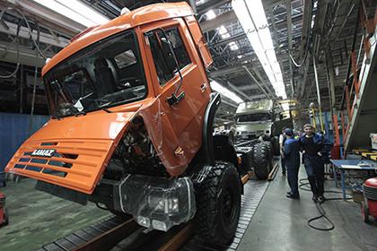 КамАЗ начал сборку обновлённых магистральных тягачей