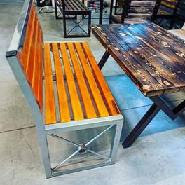 Скамейка  150*90*50 см  6500 руб.