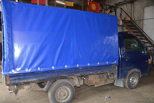 Тент на Hyundai Porter, 12 кубов