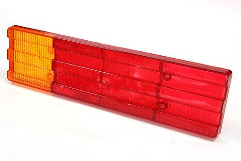 Стекло фонаря заднего 0195 (желто-красное)