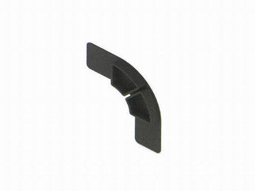 Заглушка пластиковая для вертикального профиля